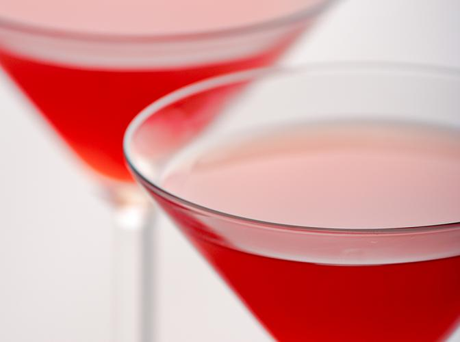 Strawberry Tease Martini | The Cocktail Project