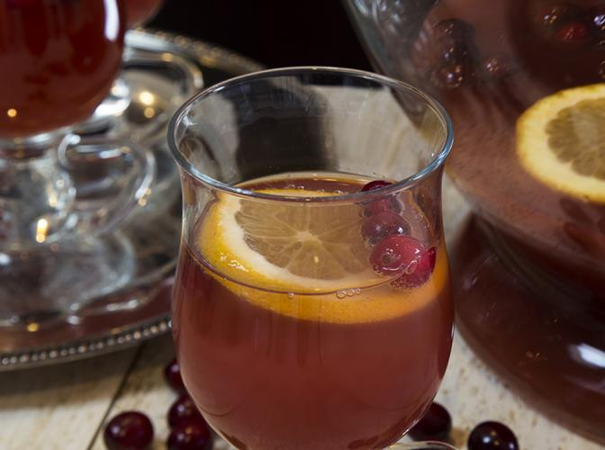 Cranberry Cooler | The Cocktail Project