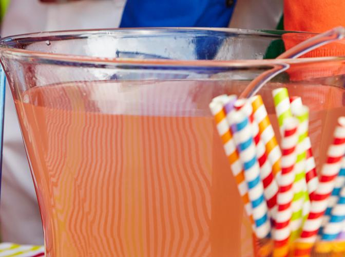 Pride Punch   The Cocktail Project