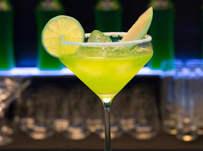 Midori® Margarita | The Cocktail Project
