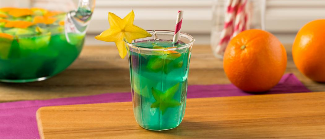 Blue Lagoon Sangria recipe