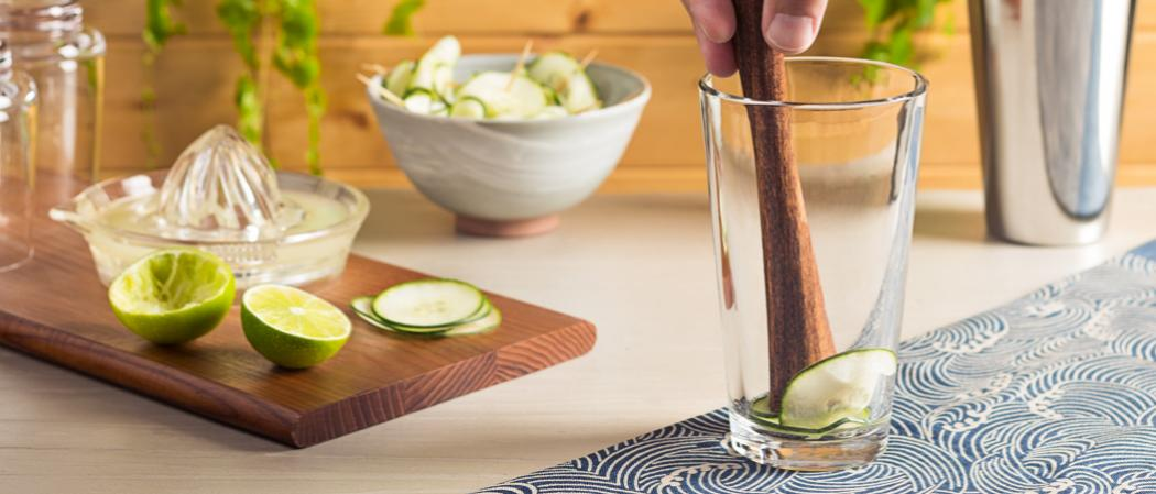 Cucumber Cooler | The Cocktail Project