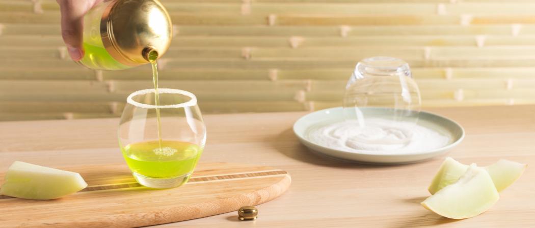 Emerald Daiquiri recipe
