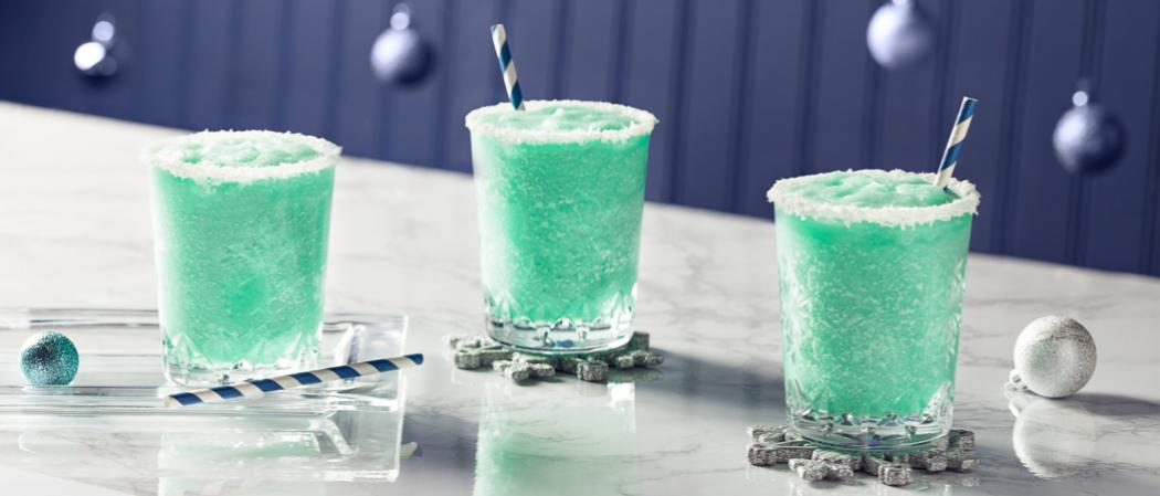Blue Flurry | The Cocktail Project