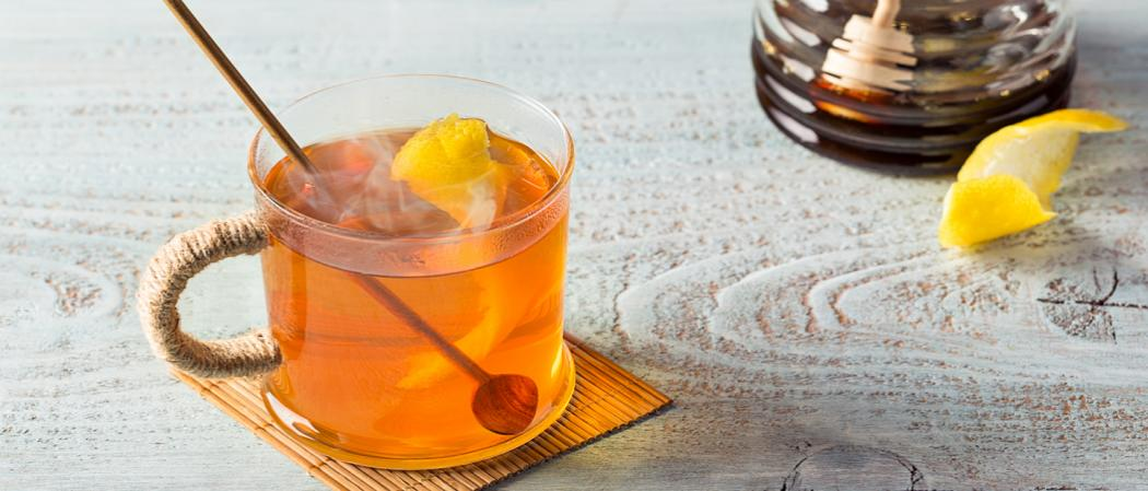 Hot Toddy | The Cocktail Project