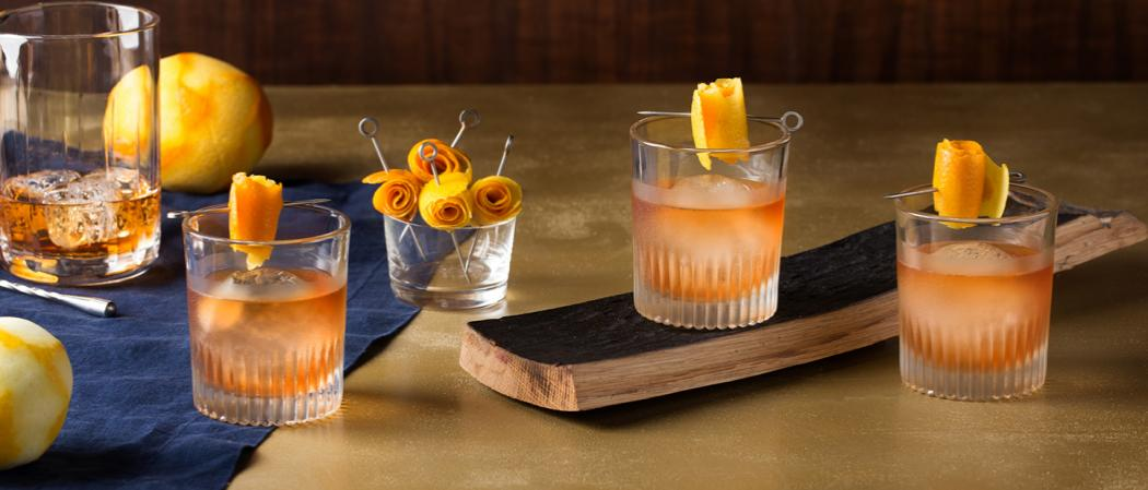 Double Oak Old Fashioned | The Cocktail Project