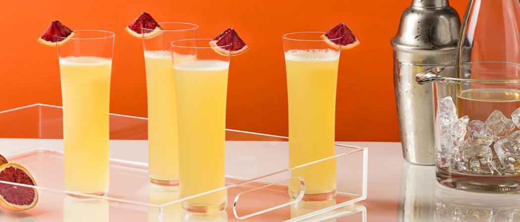 EFFEN® Blood Orange Mimosa recipe