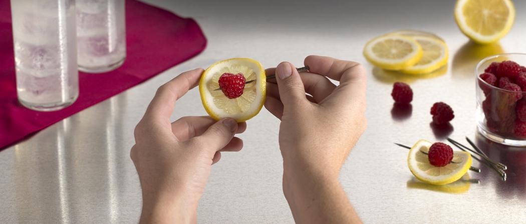 EFFEN® Raspberry Lemonade   The Cocktail Project