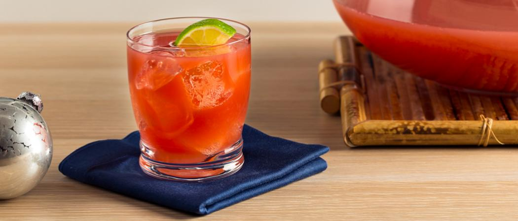 Holiday Punch Recipe, Rum Punch