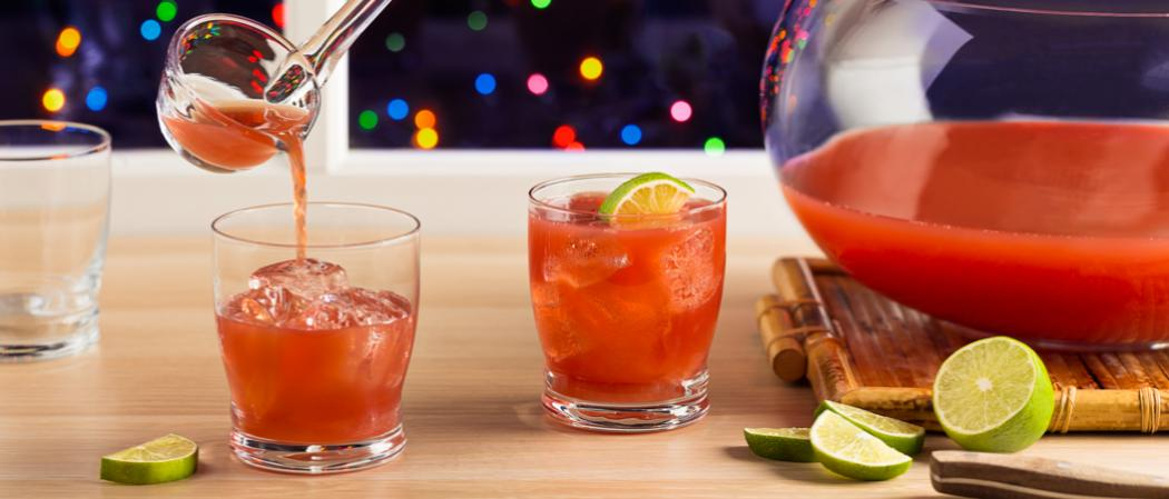 Holiday Punch | The Cocktail Project