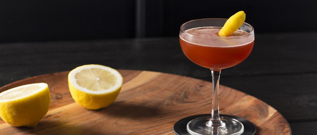 Black Sunset | The Cocktail Project