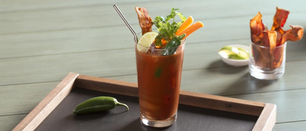 Sunday Funday Bloody Mary | The Cocktail Project
