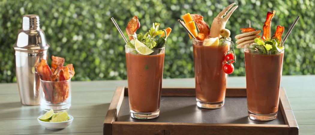 Sunday Funday Bloody Mary recipe