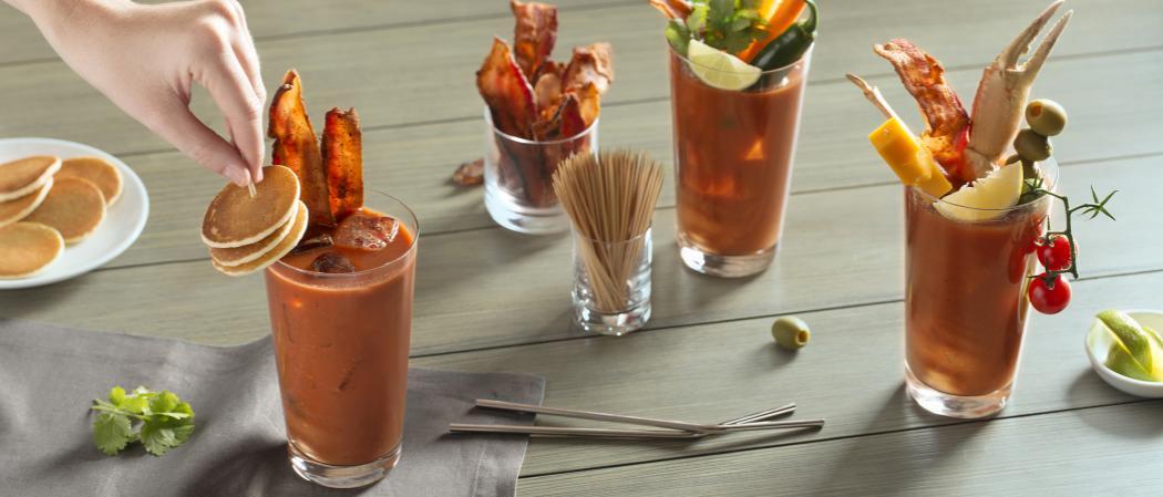 Sunday Funday Bloody Mary recipe