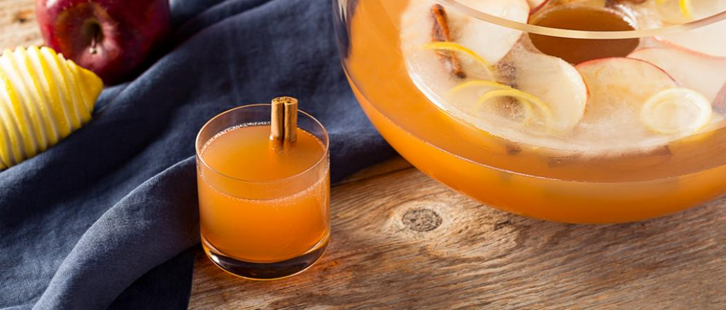 Spiced Christmas Punch | The Cocktail Project