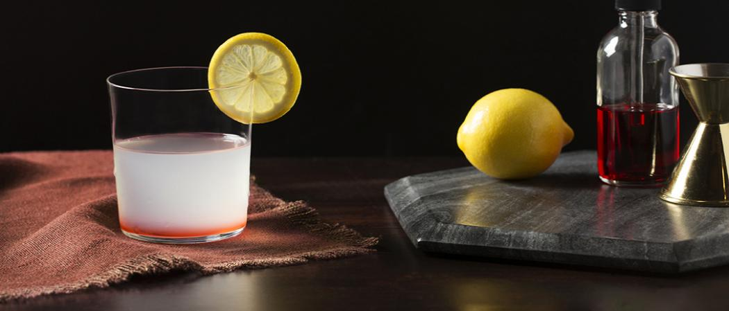 Spiced Honey Daisy | The Cocktail Project