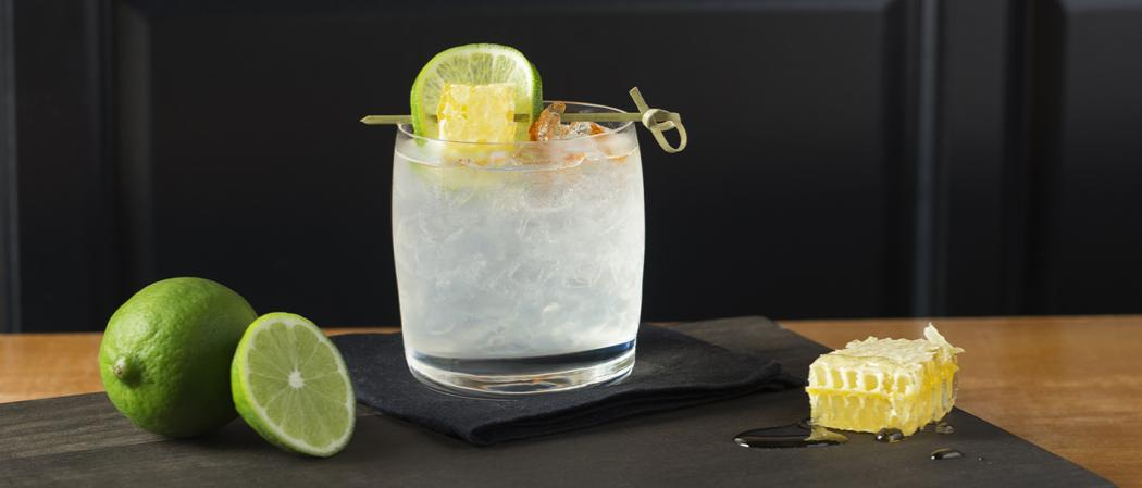 Spiced Honey Mule | The Cocktail Project