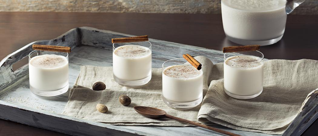 Bourbon Milk Punch | The Cocktail Project