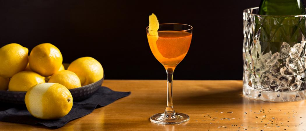 Kiss Me Cocktail | The Cocktail Project