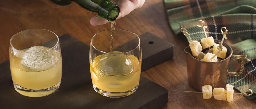 Laphroaig® Penicillin | The Cocktail Project