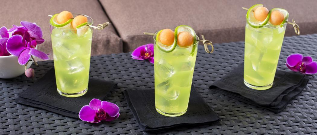 Melon Cooler | The Cocktail Project