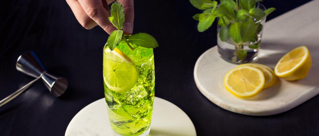 Midori® Lemon Lime Soda | The Cocktail Project