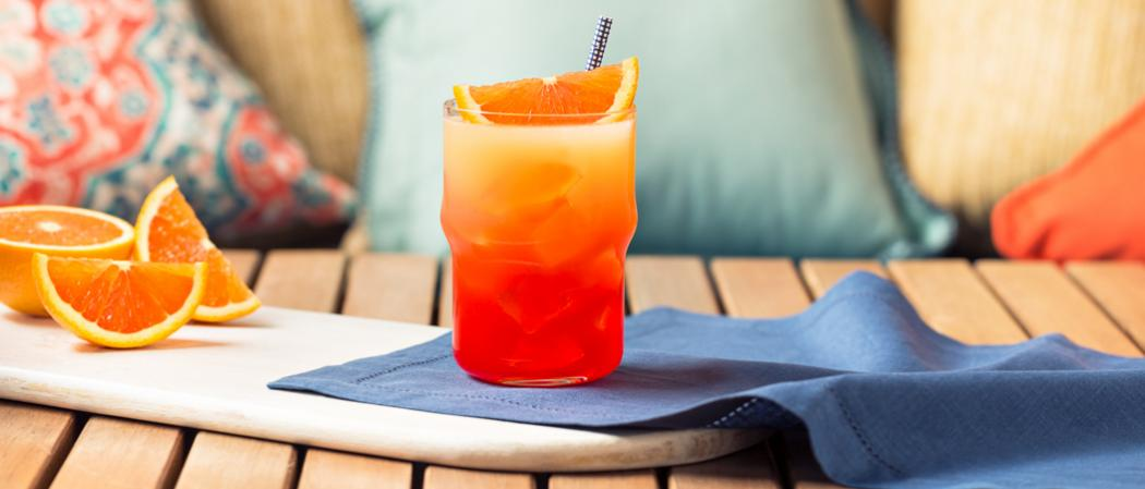 Tequila Sunrise | The Cocktail Project