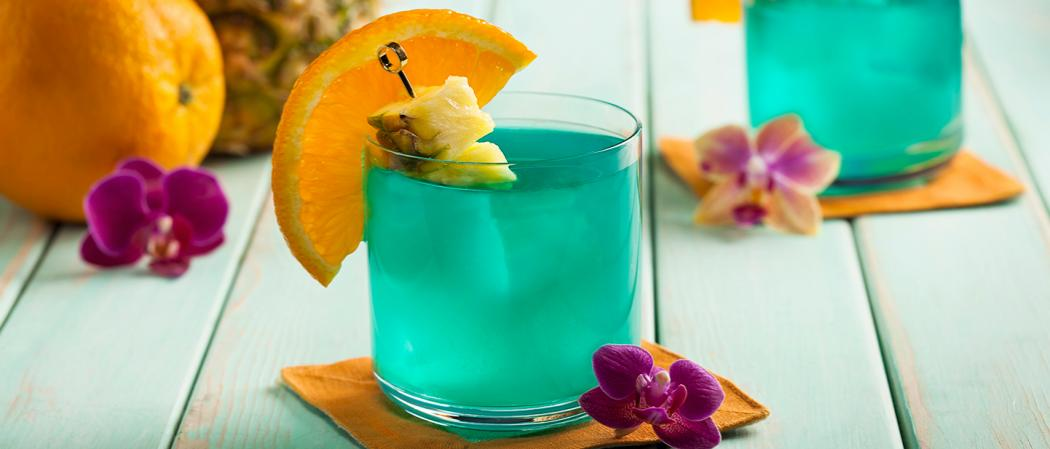 Blue Hawaii | The Cocktail Project