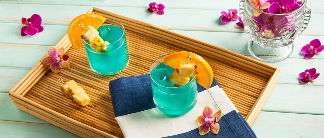 Blue Hawaii recipe