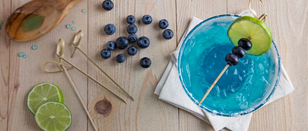 Blueberry Margarita recipe