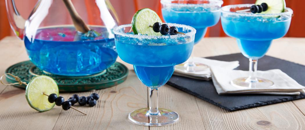Blueberry Margarita | The Cocktail Project