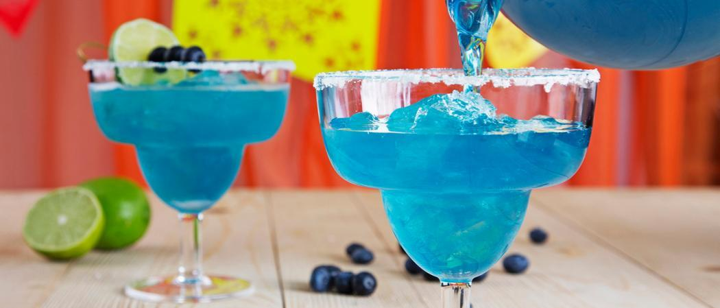 Blue Margarita | The Cocktail Project