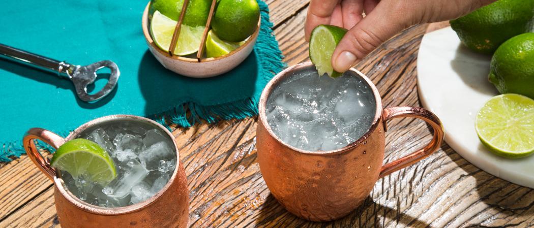 Bruxo<sup>®</sup> Mezcal Mule recipe