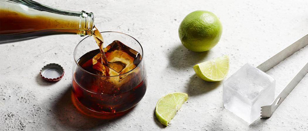 C.C.<sup>™</sup> & Cola recipe