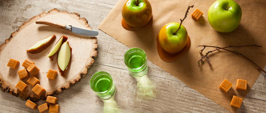 Caramel Apple Shot | The Cocktail Project