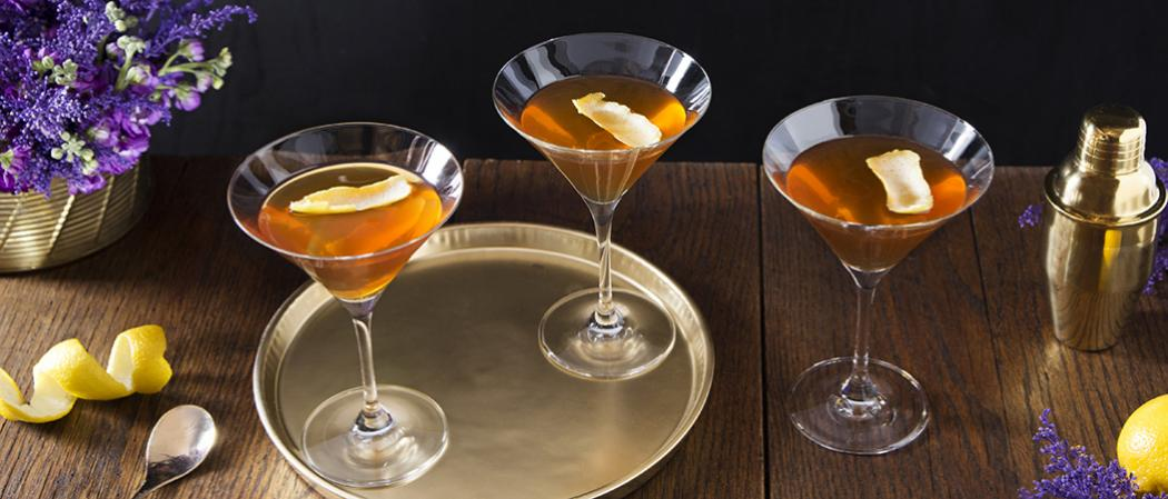 Courvoisier® Sidecar | The Cocktail Project