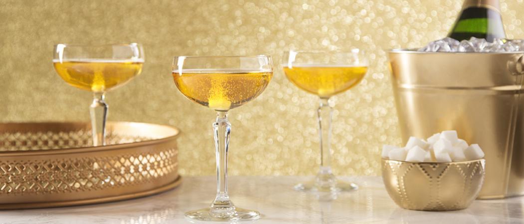 Sparkling Cognac recipe