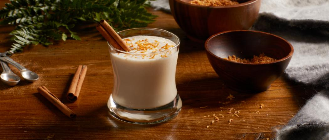Cruzan<sup>®</sup> Coquito recipe