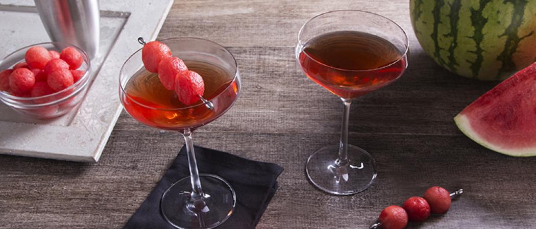 Melon Creek Martini | The Cocktail Project