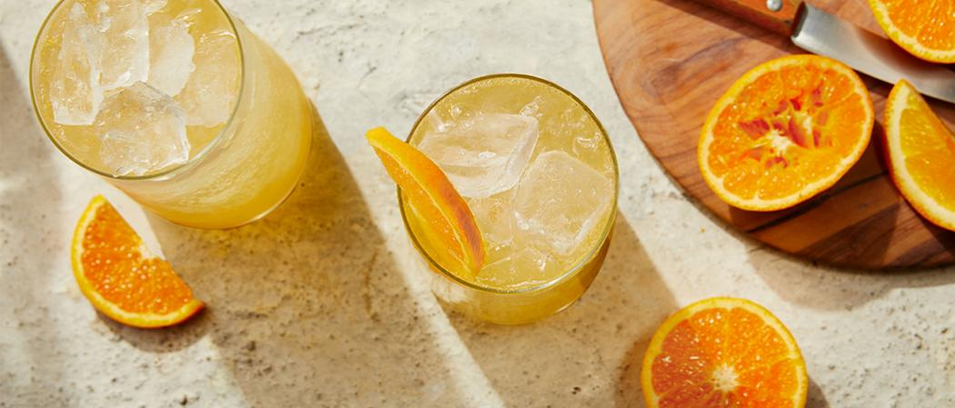 EFFEN<sup>®</sup> Blood Orange Crush recipe