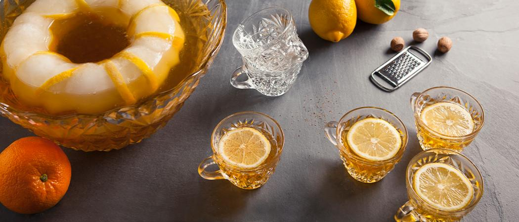Fancy Bourbon Punch | The Cocktail Project