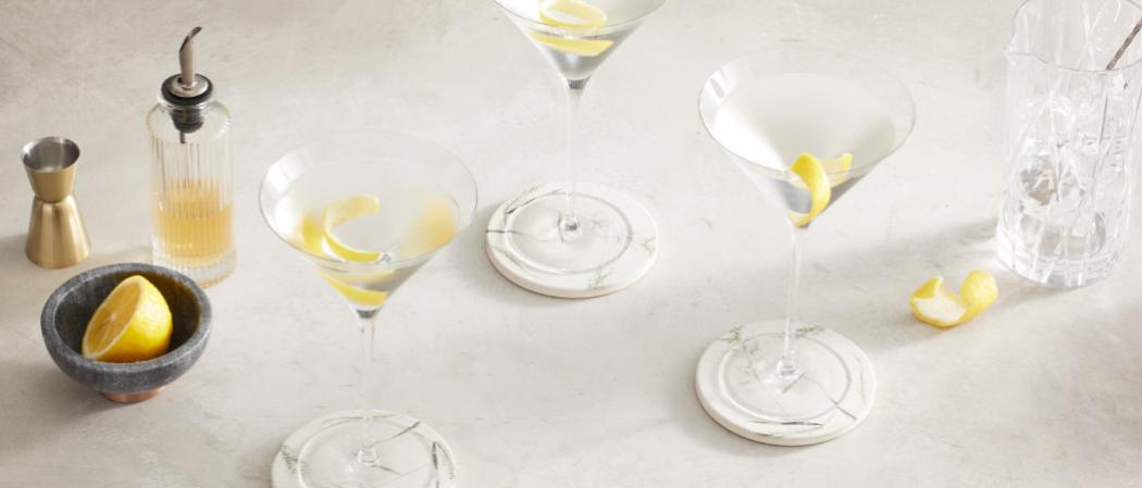 Haku<sup>®</sup> Martini recipe