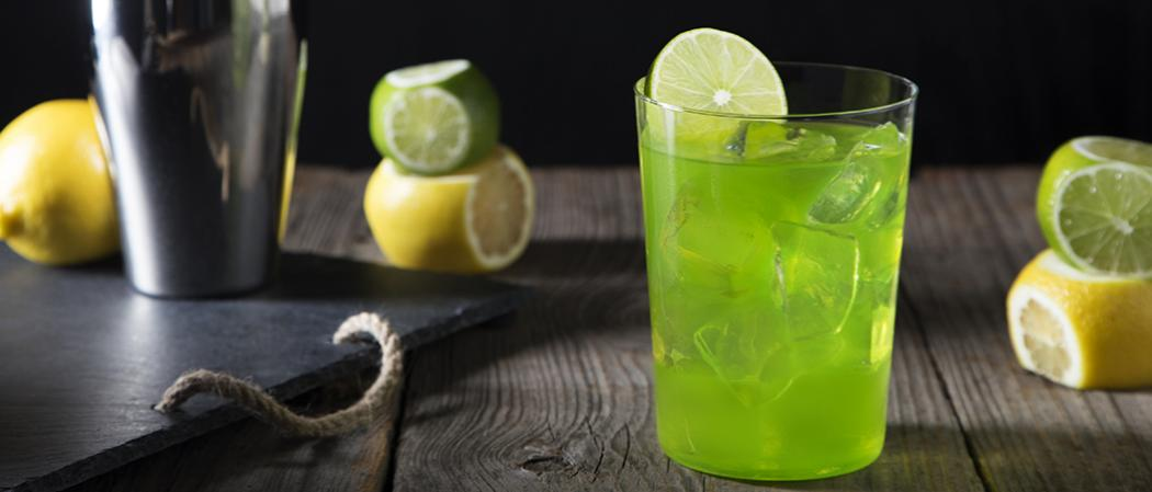 Hornitos® Midori® Margarita | The Cocktail Project