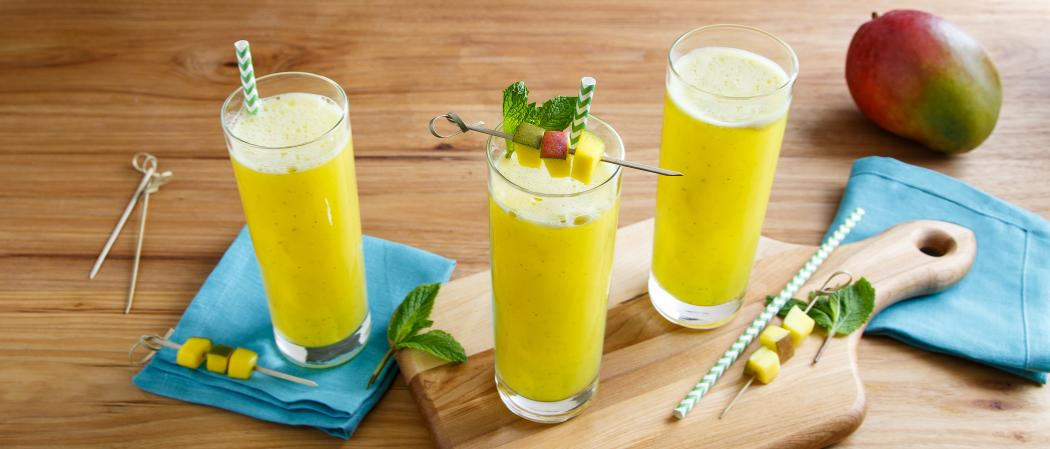 Mango Mojito | The Cocktail Project