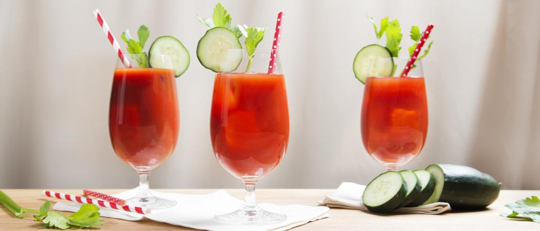 Skinnygirl® Bloody Mary | The Cocktail Project
