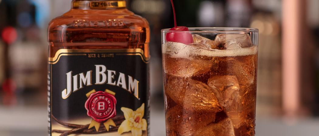 Jim Beam® Vanilla & Cola, Bourbon Cocktails