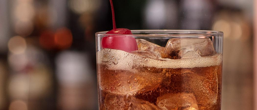 Jim Beam® Vanilla & Cola   The Cocktail Project