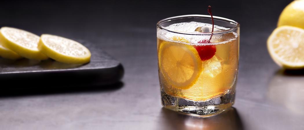 Amaretto Sour | The Cocktail Project