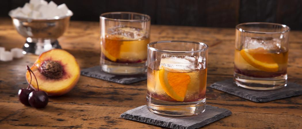Peach Schnapps Old Fashioned