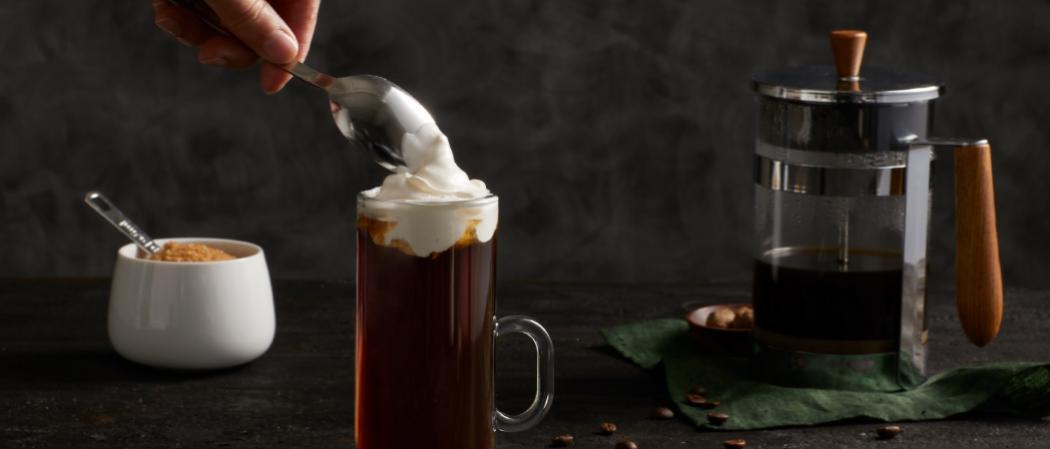 Kilbeggan<sup>®</sup> Irish Coffee recipe